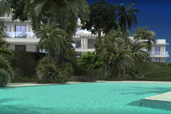 3 Спальня, 2 Ванная Апартамент Продается в Casa Banderas, La Cala de Mijas, Mijas Costa