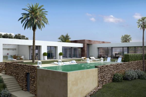 4 Chambre, 4 Salle de bains Villa A Vendre danse Los Altos de los Monteros, Marbella