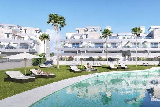 2 Bedroom, 2 Bathroom Apartment For Sale in Palm Village, Estepona